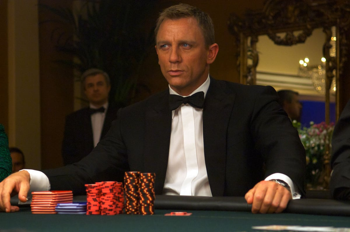 When James Bond Returns In 2019 – Will He Find His Way Into A Casino?