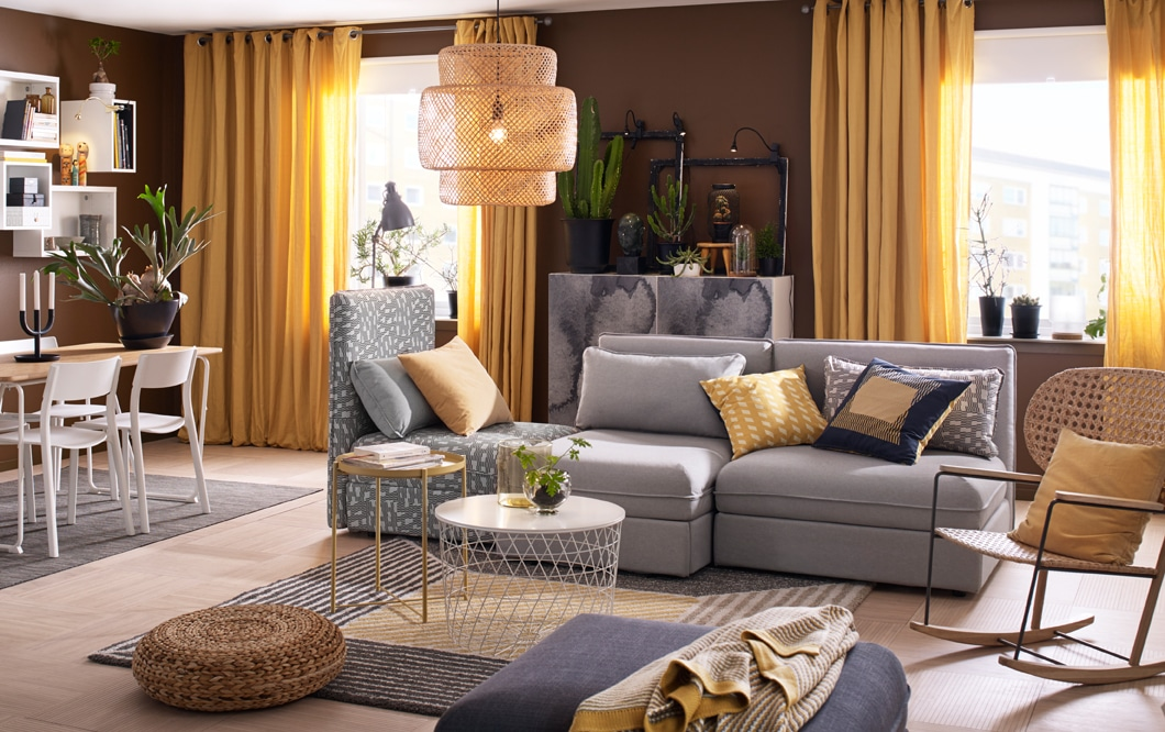 Furniture For The Living Room – Choosing Smartly