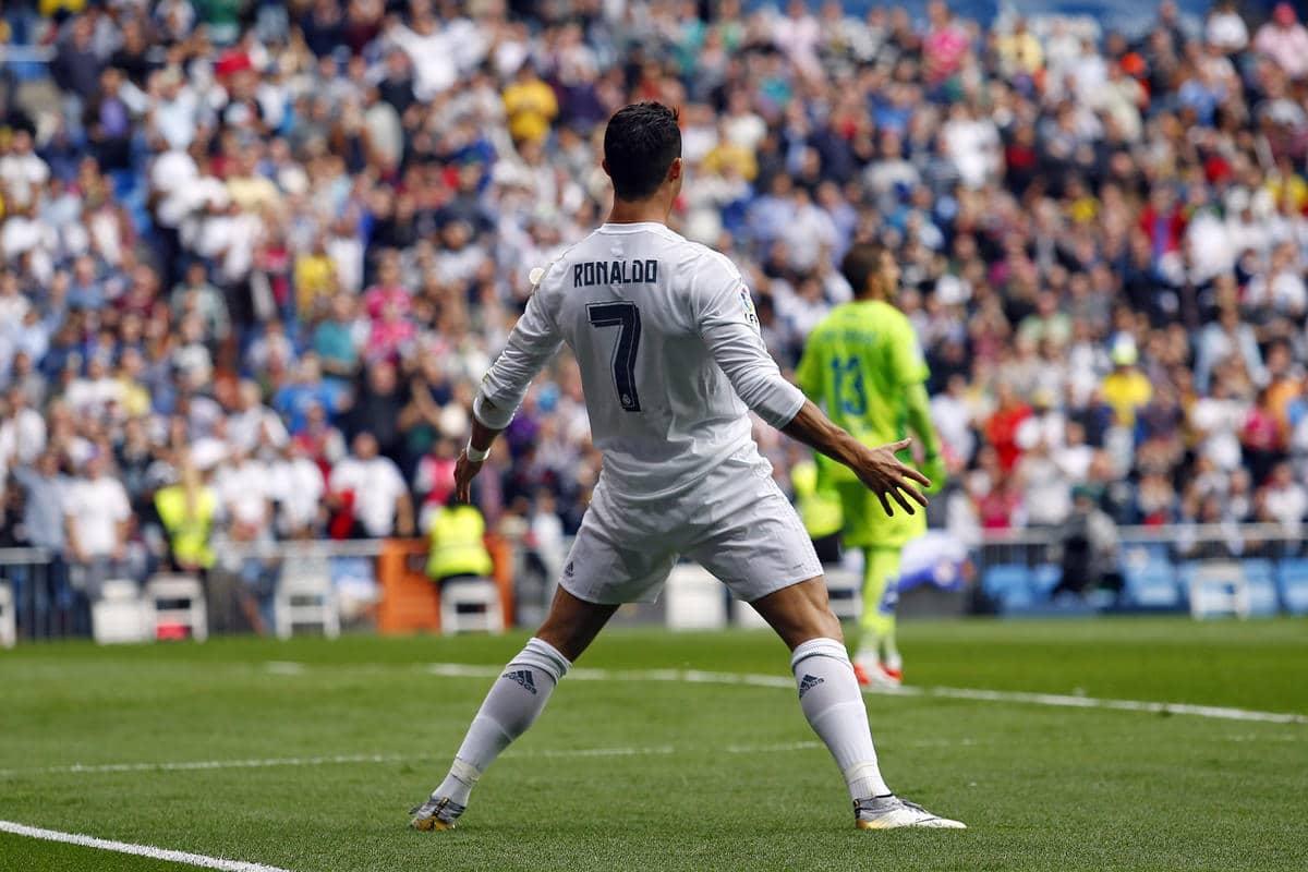 Soccer Real Madrid News Header Image