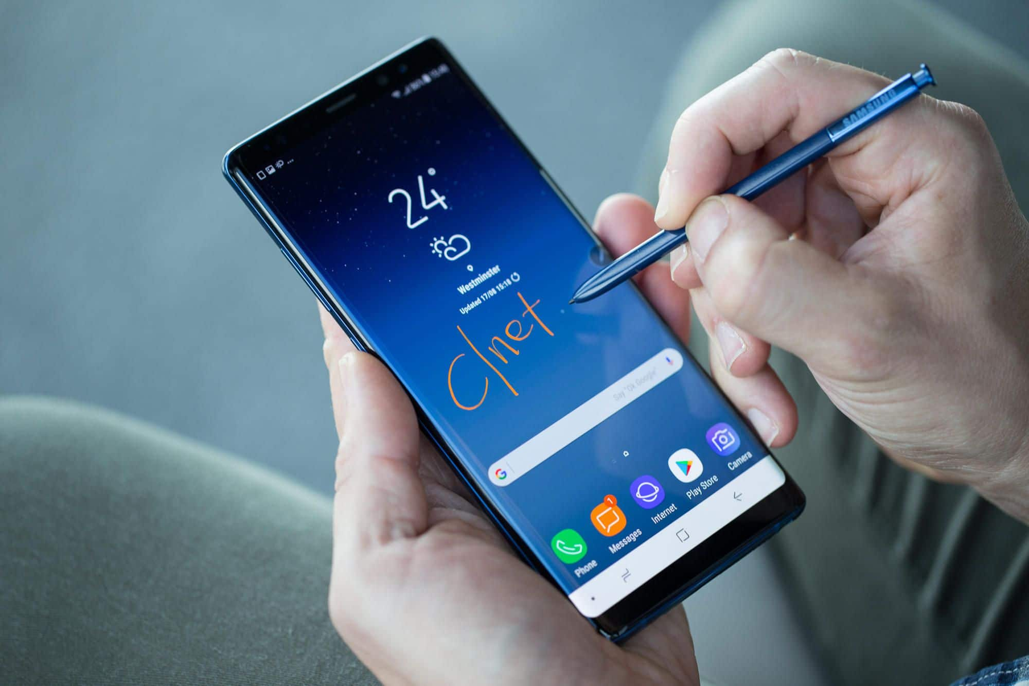 How To Unlock Your Samsung Galaxy Note 8 Smartphone