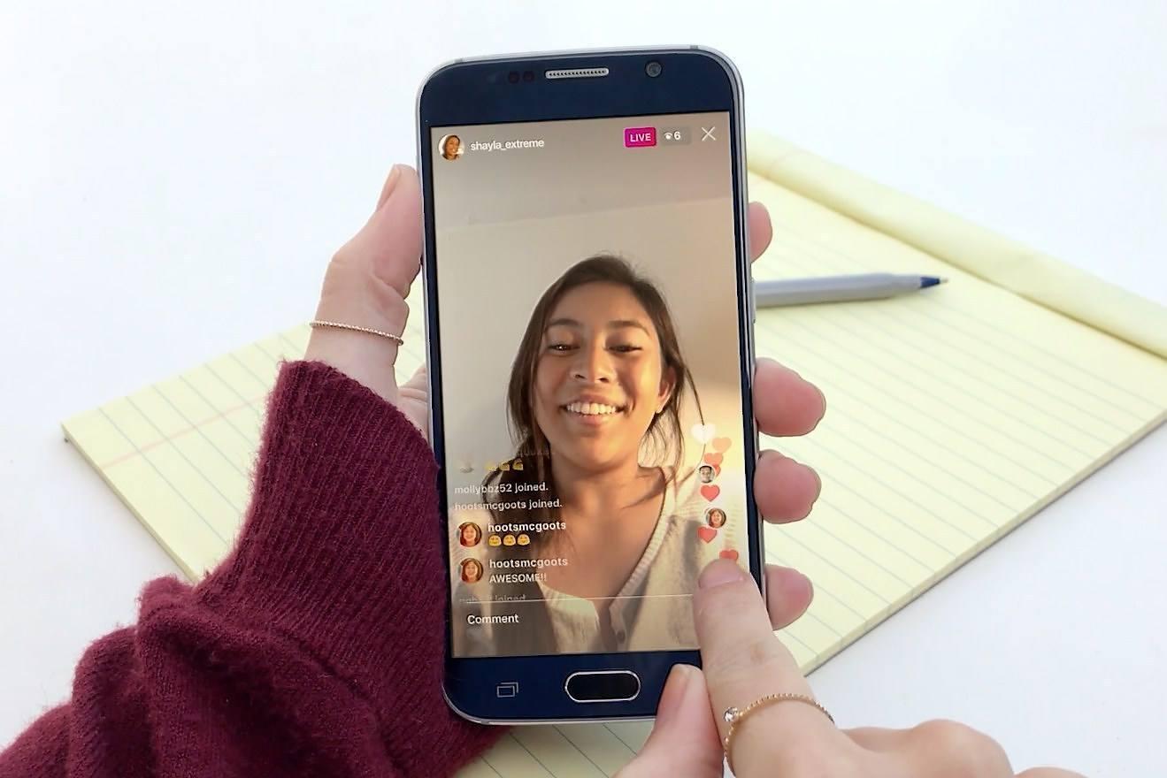 11 Tips Instagram Live Header Image