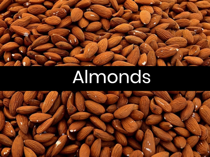 5 Foods Help Migraines Almonds