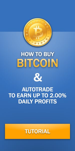 Bitcoin Investment Tutorial Banner
