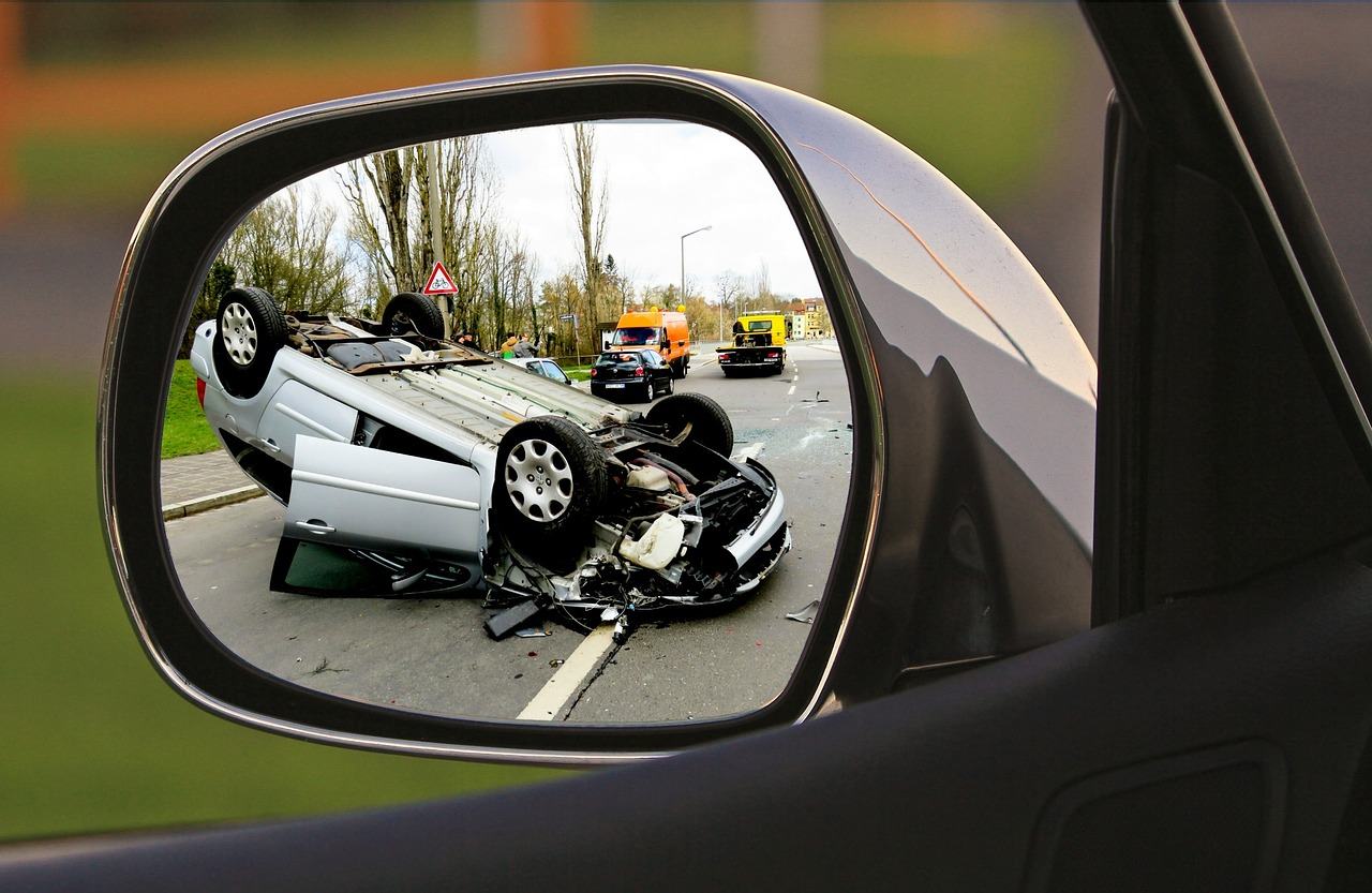 Car Accidents Insurance Guide Header Image