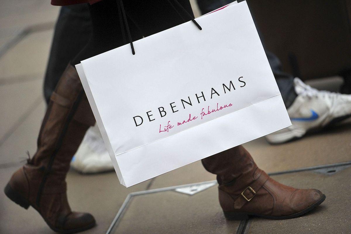 Debenhams Marketing Strategy Article Image