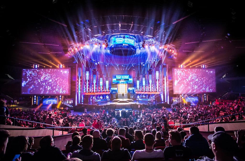 eSports Betting Online Gaming Header Image