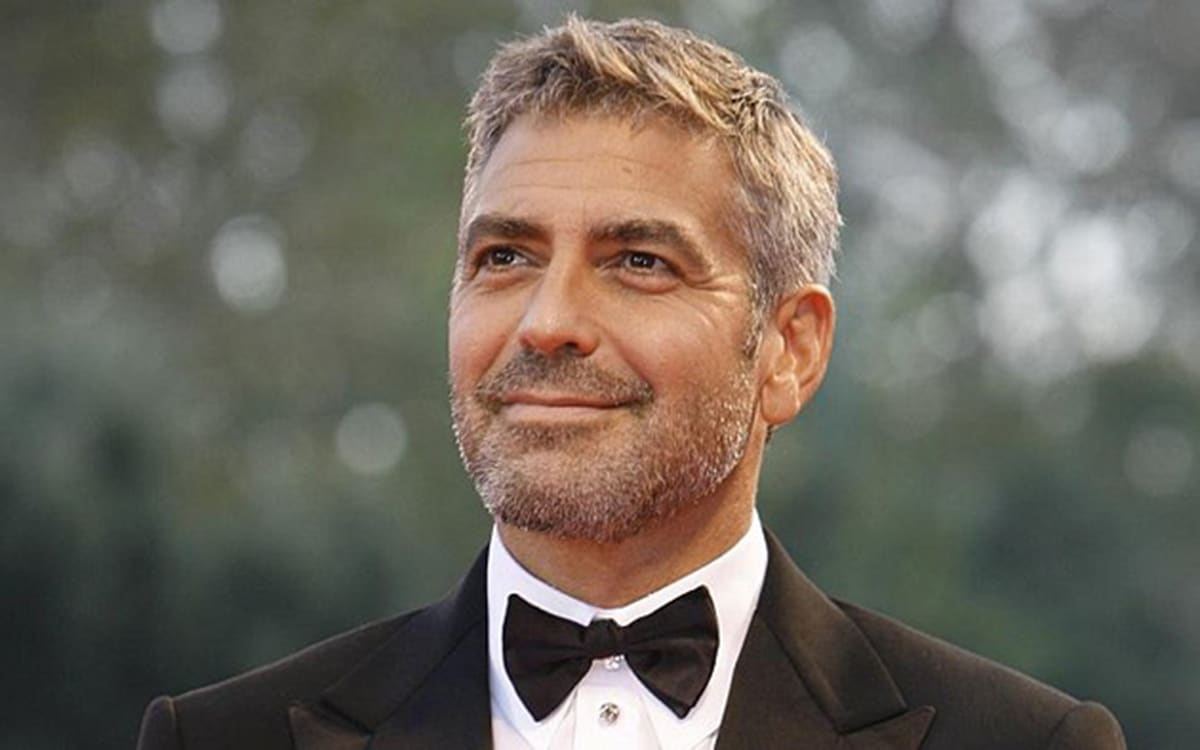 George Clooney Bell's Palsy Article Image