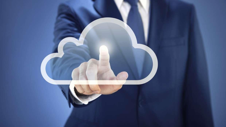 Hosting Website Cloud Header Image