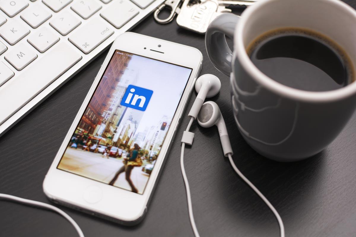LinkedIn Business Marketing Header Image