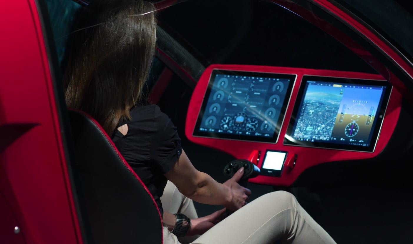 Passenger Drone Autonomous Passenger Drone Image 1