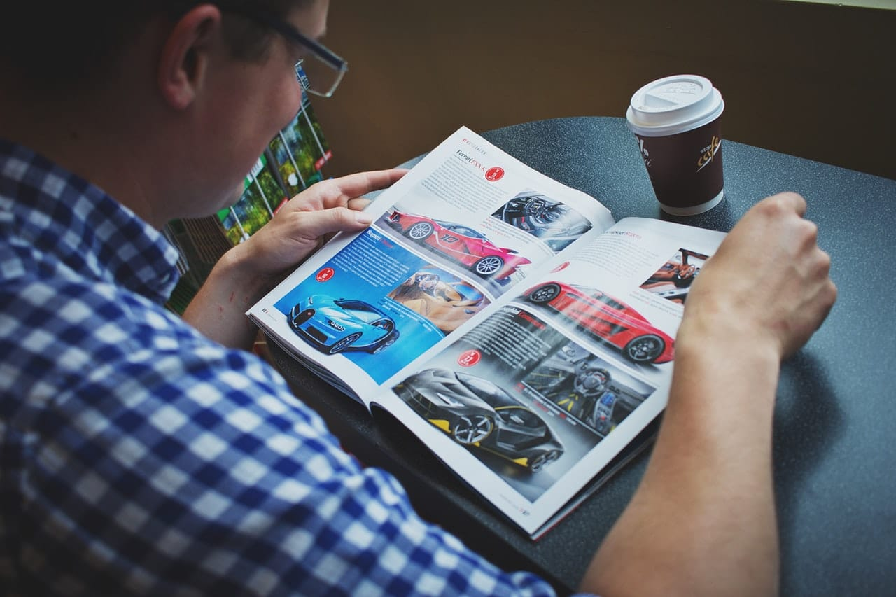Print Advertising Not Dead Article Image