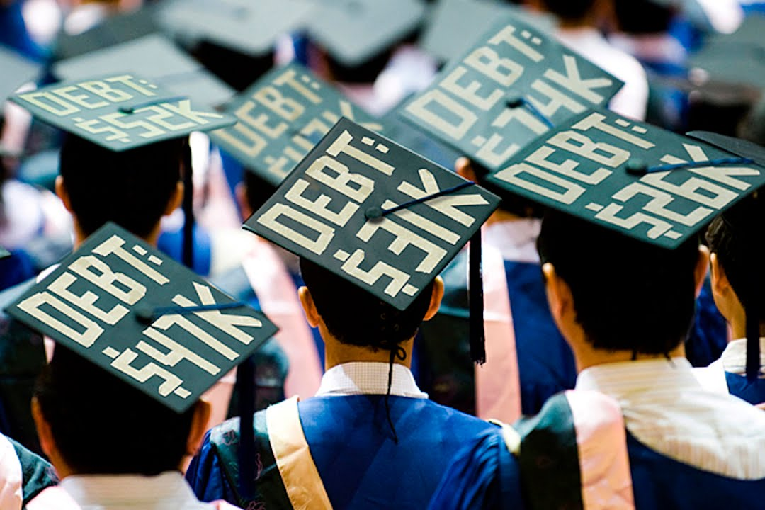Student Loan Debt Relief Article Image