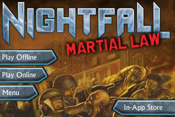 Top 5 Card Games Nightfall