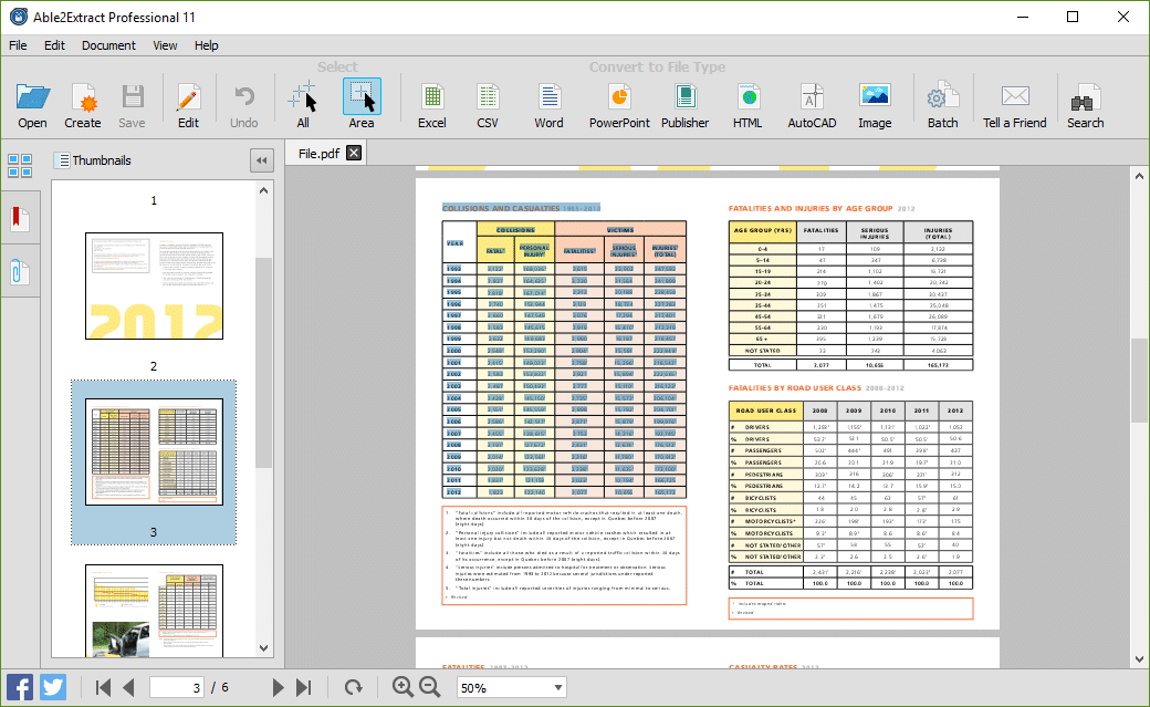 Able2Extract PDF Converter Article Image