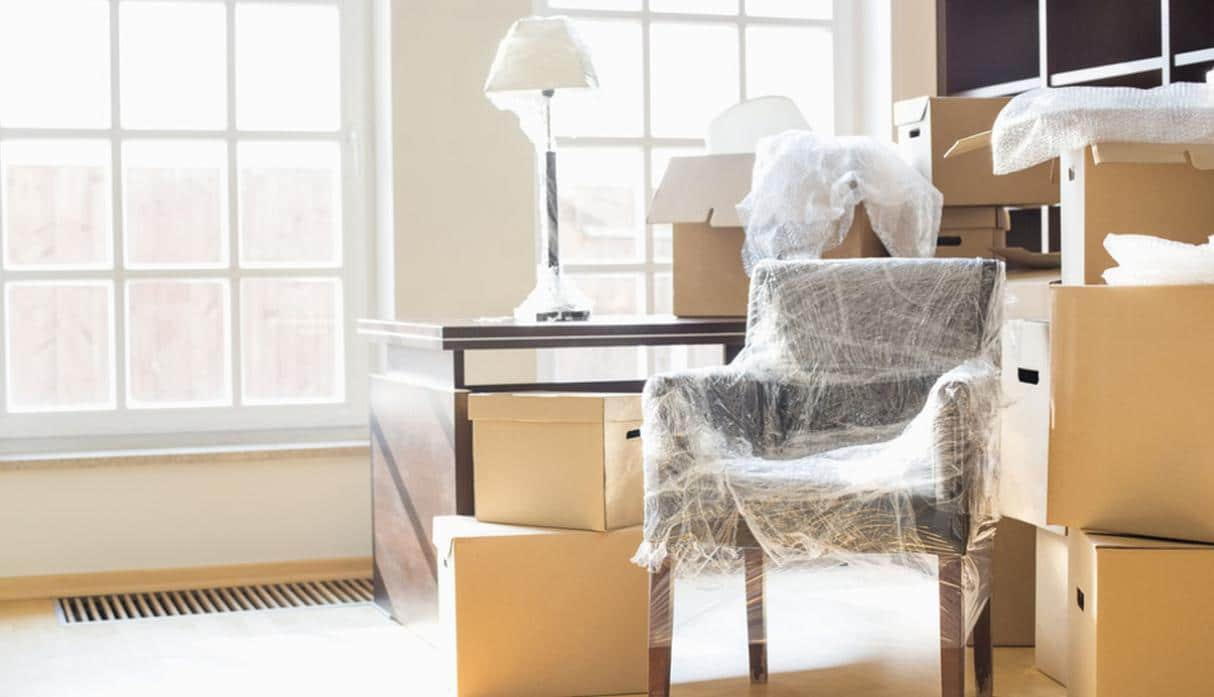Moving New Home Article Image