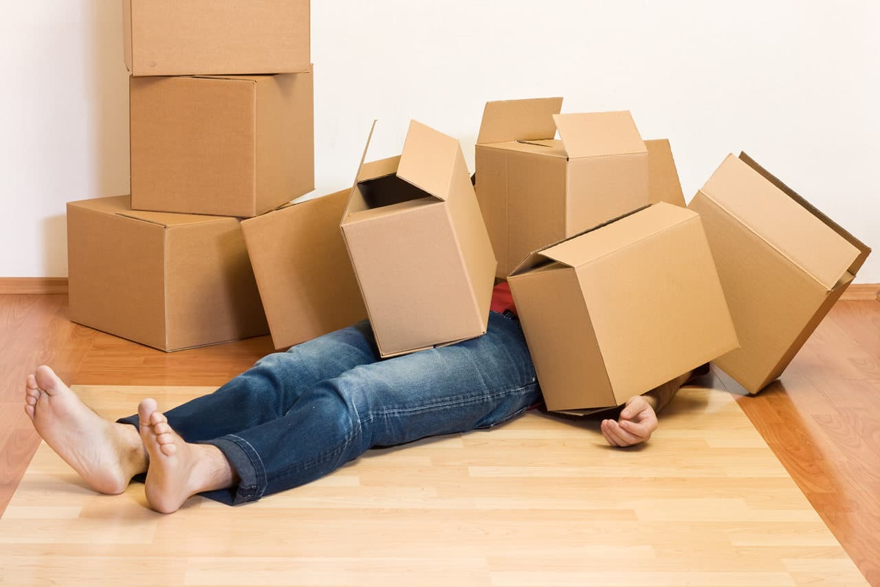 7 Things To Do When You Are Moving To A New House