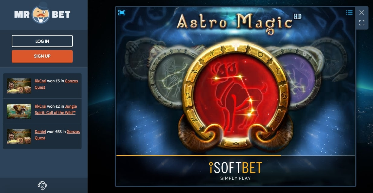 Online Betting Astro Magic Article Image