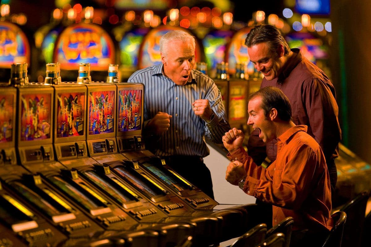Online Slots History Article Image
