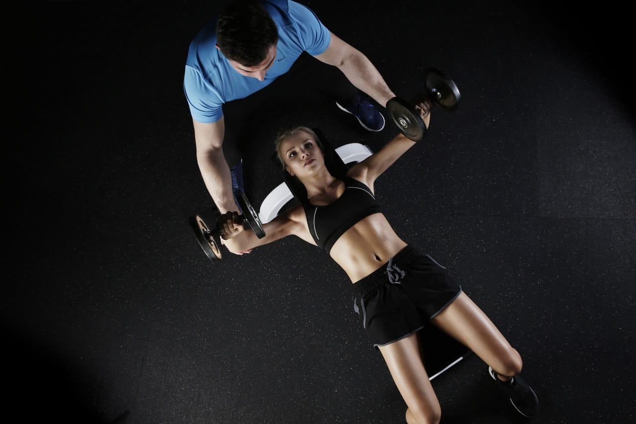 Personal Trainer Benefits Header Image