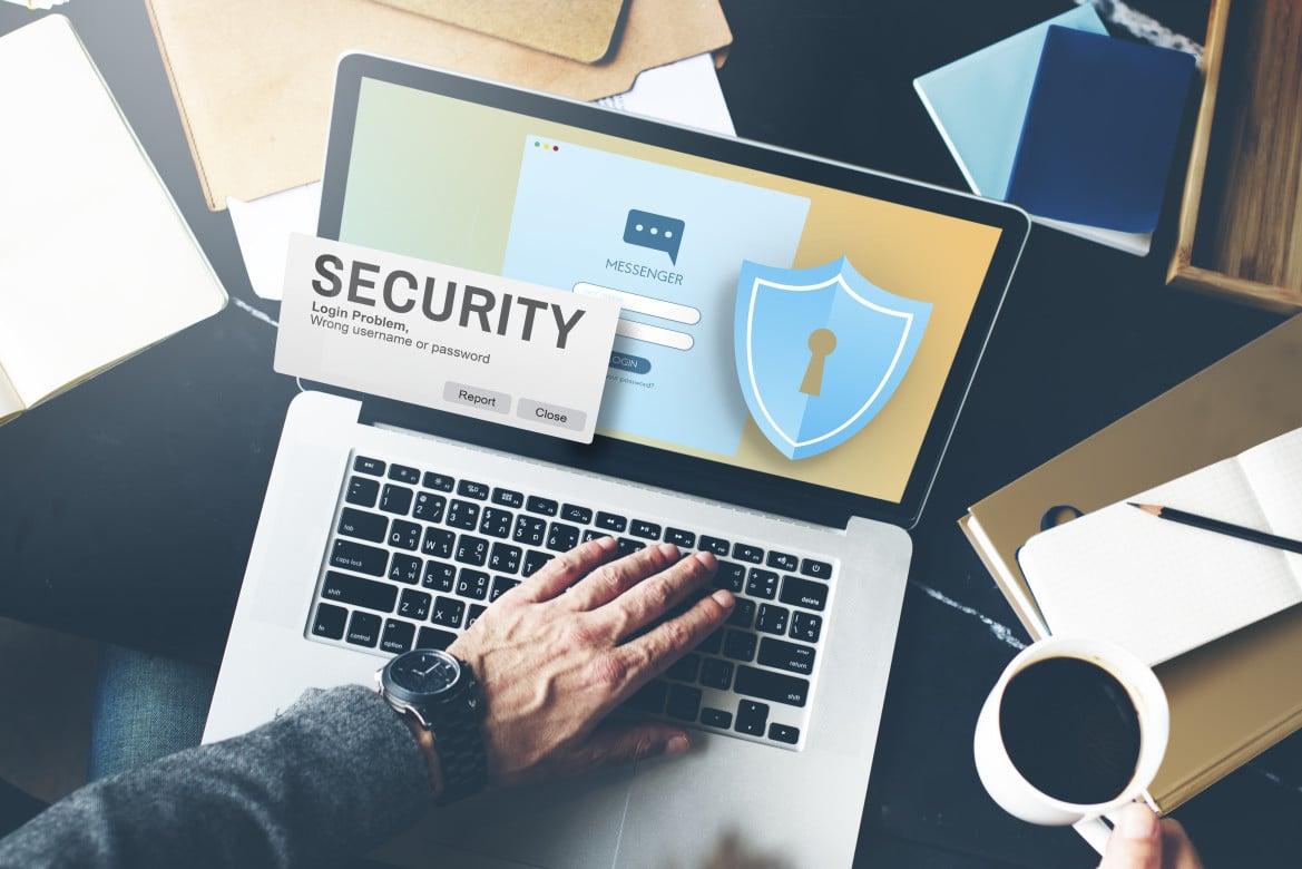 Protect Online Information Header Image