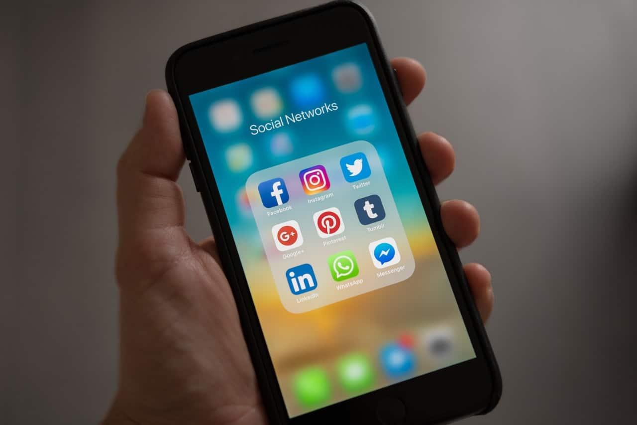 Secure Social Media Profiles Header Image