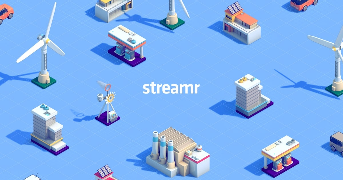 Streamr Coin Data Header Image