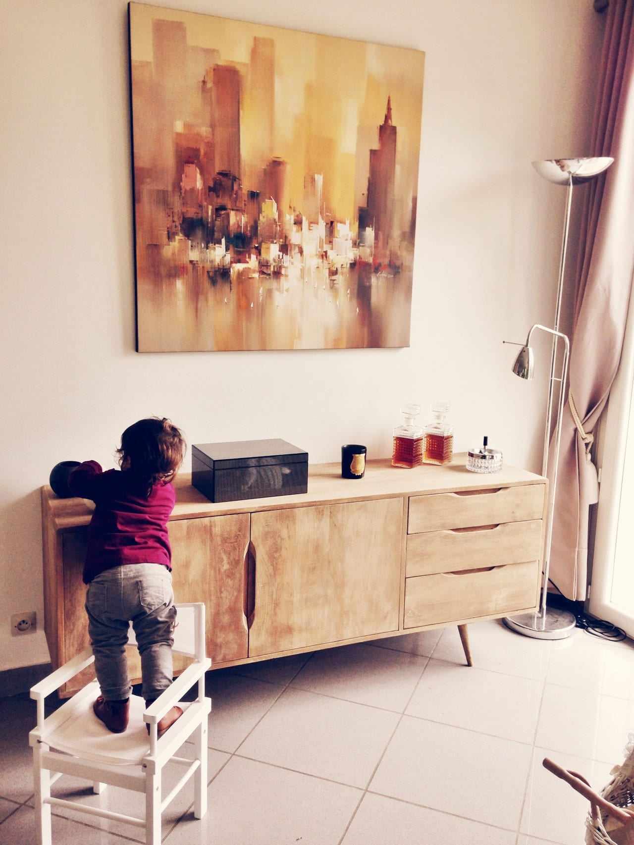Kid-Proof Home Tips Article Image