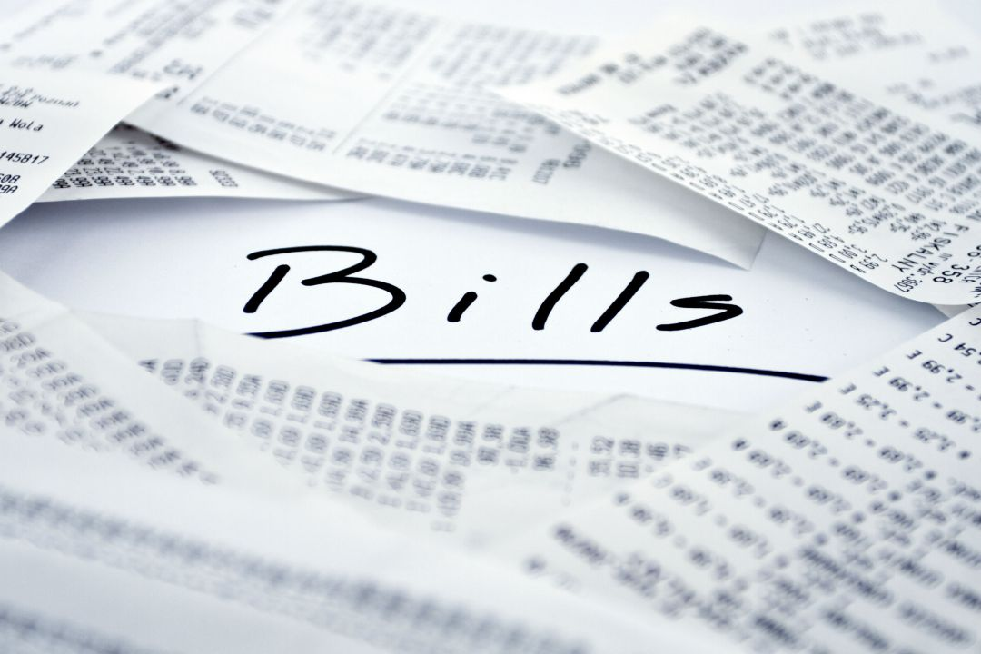 What Is Putting Your Household Bills Up?