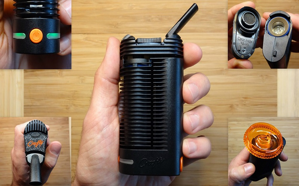 Vaporizer Smoking Gadget Article Image