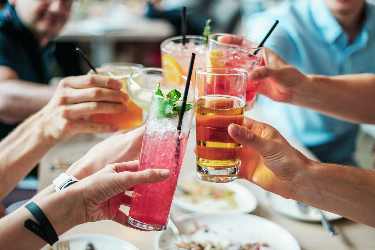 Cocktail Party Desserts Header Image