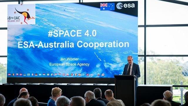 Max Polyakov International Astronautical Federation Header Image
