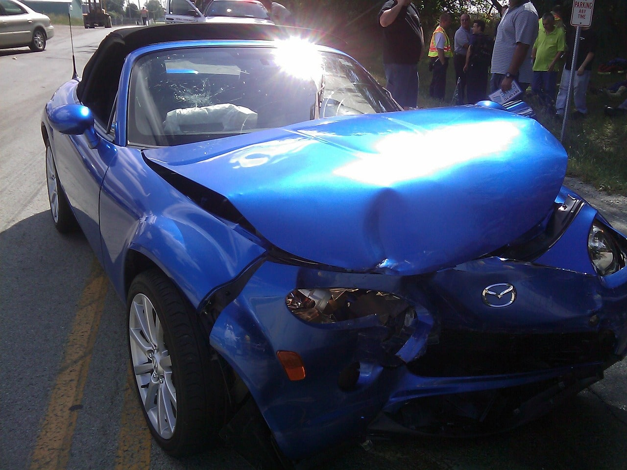 5 Mistakes Car Accidents Article Image