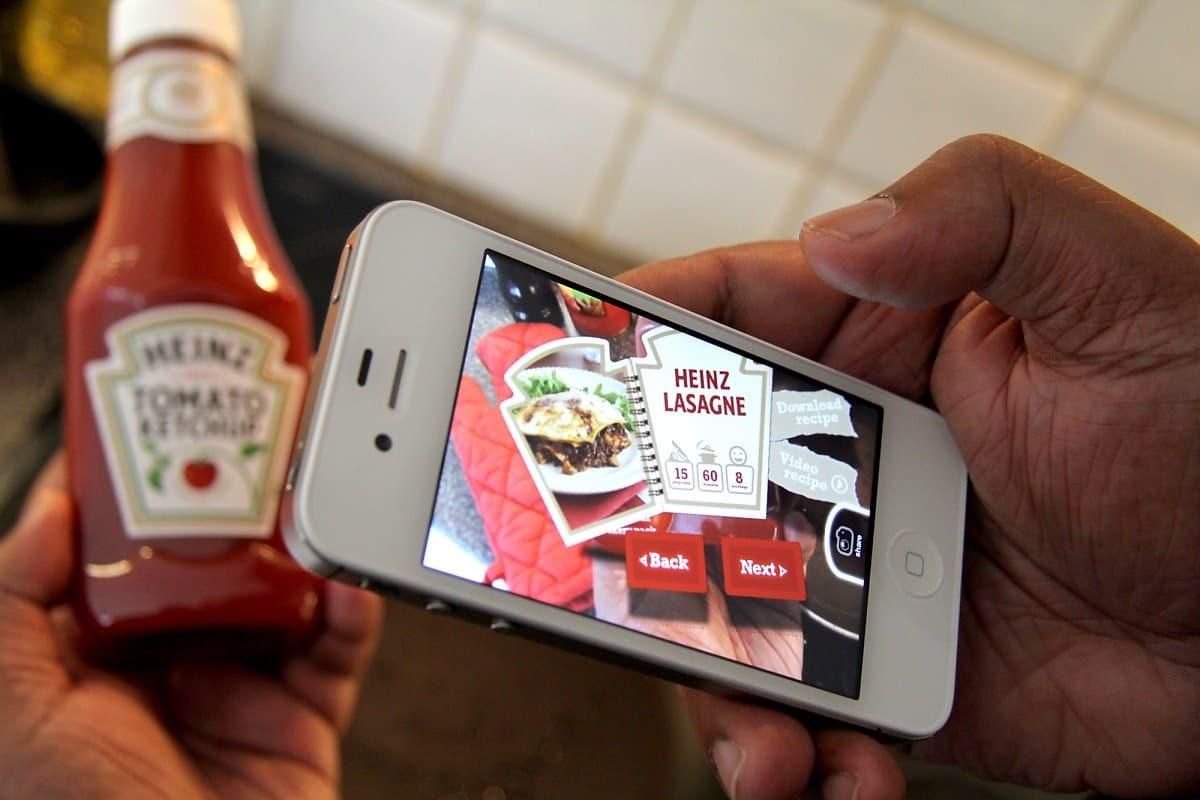 Augmented Reality Marketing Header Image