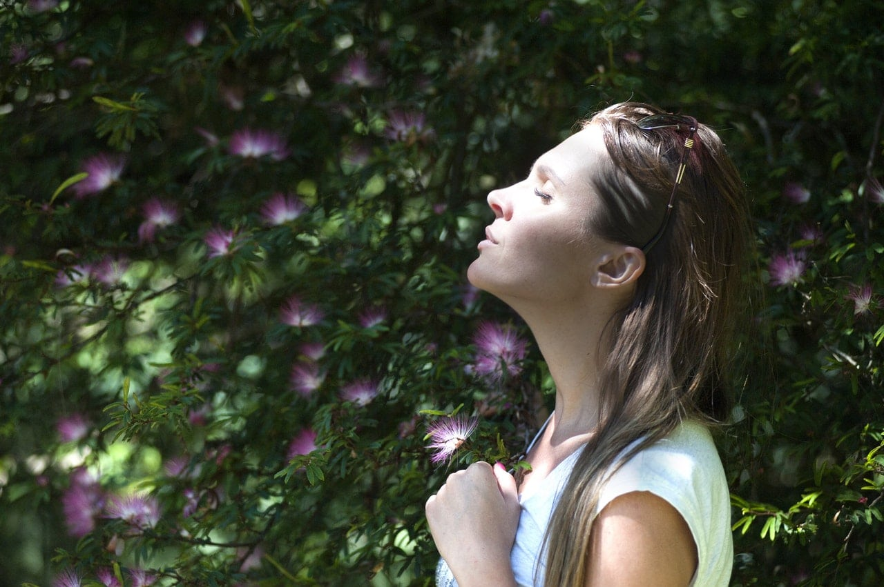 COPD Healthy Living Breathing Header Image