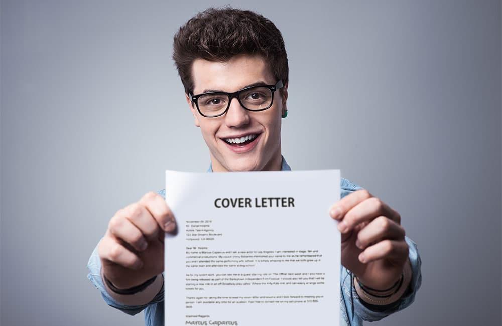 Cover Letter Tips Header Image