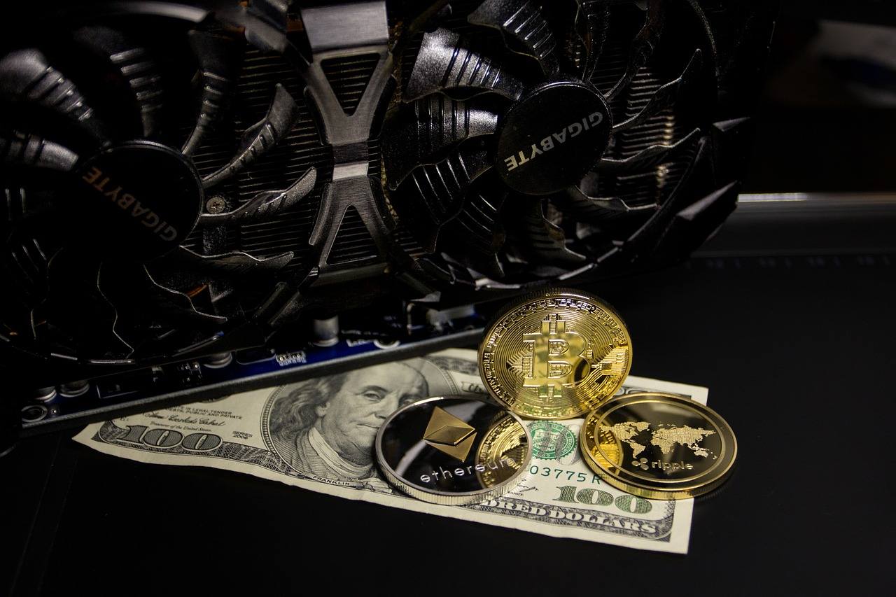 Financial Institutions Cryptocurrency Header Image