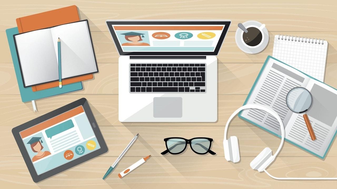 Online Education Benefits Header Image