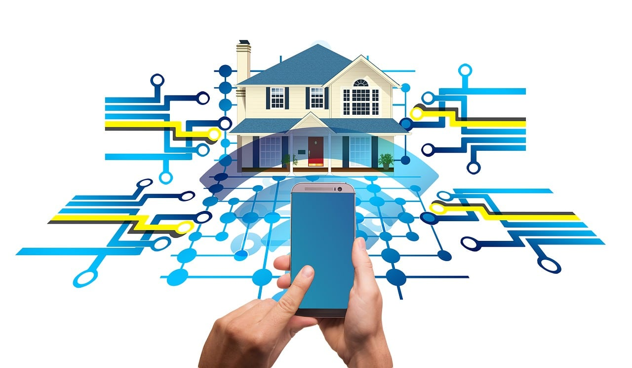 Smart Home Connected Article Image