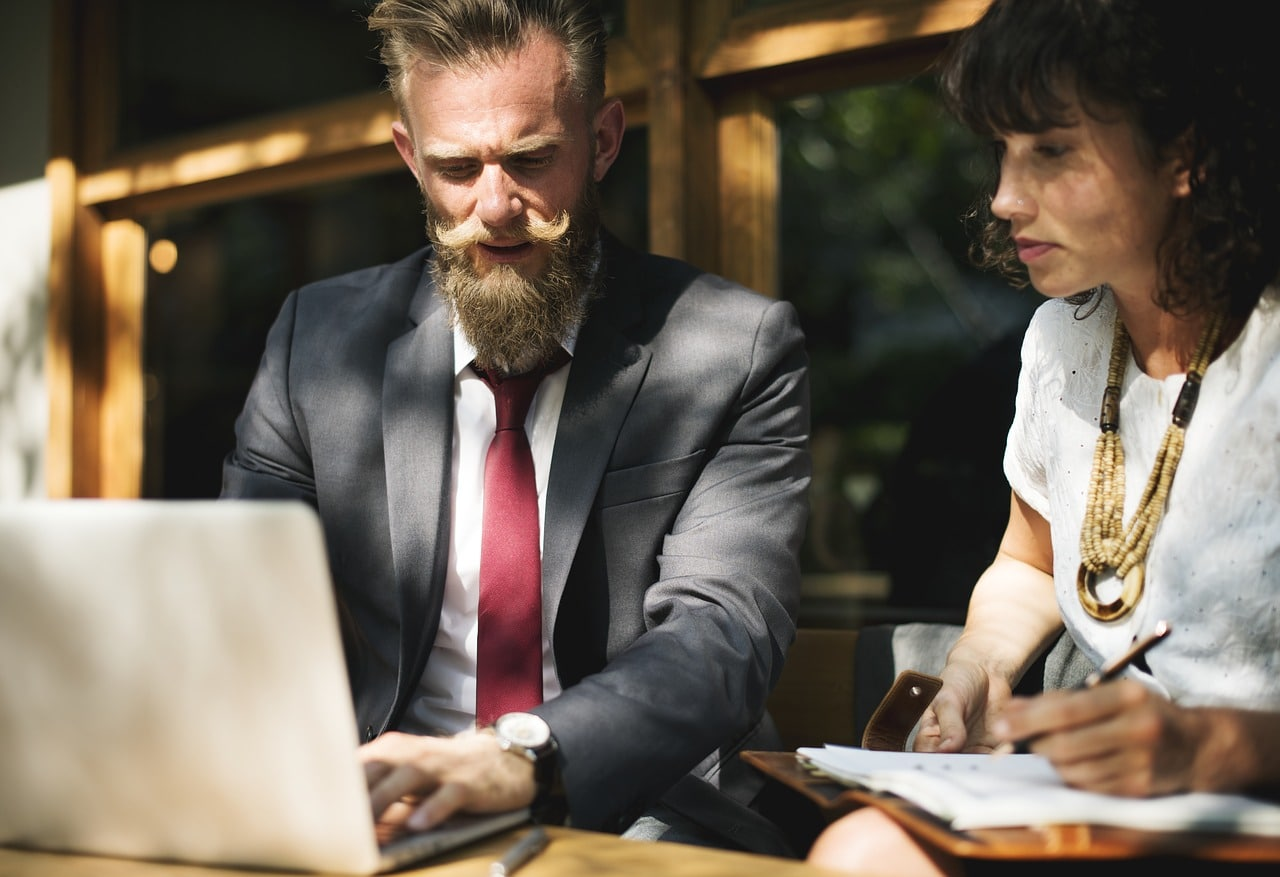Business Romantic Partner Article Image