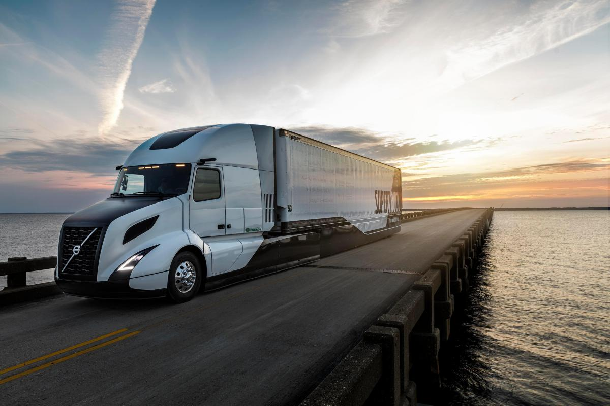 Driving Volvo Truck Article Image