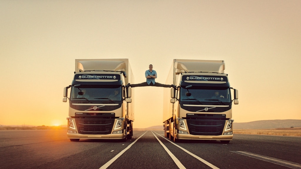 Driving Volvo Truck Header Image