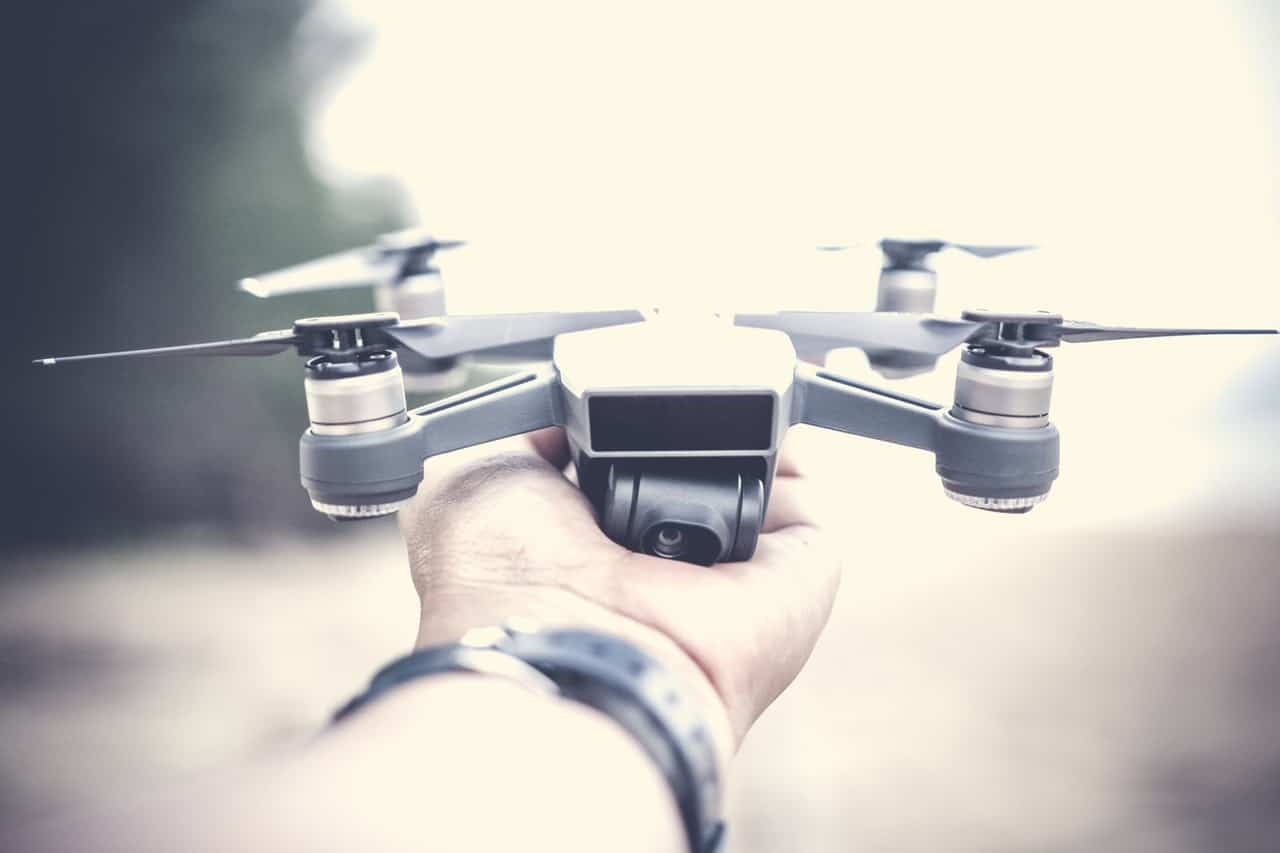 GPS Drone Insurance Article Image