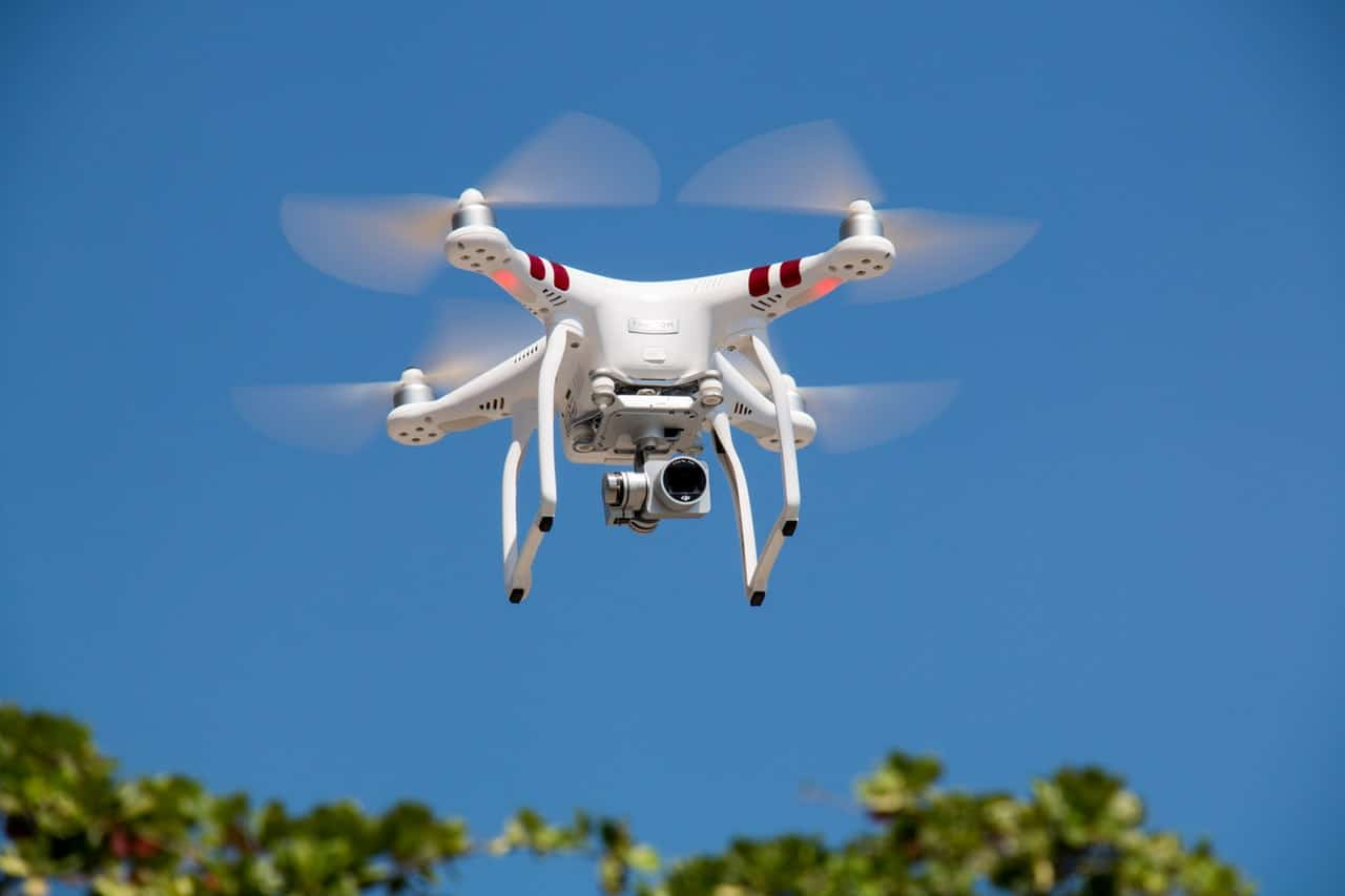 What Are the Major Benefits Of GPS Drones Insurance?