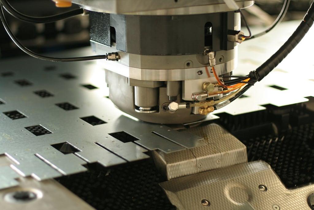 Metal Stamping Process Header Image
