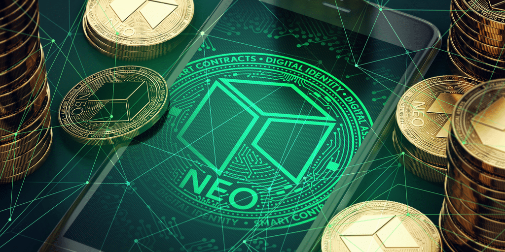 NEO Ethereum Cryptocurrency Header Image