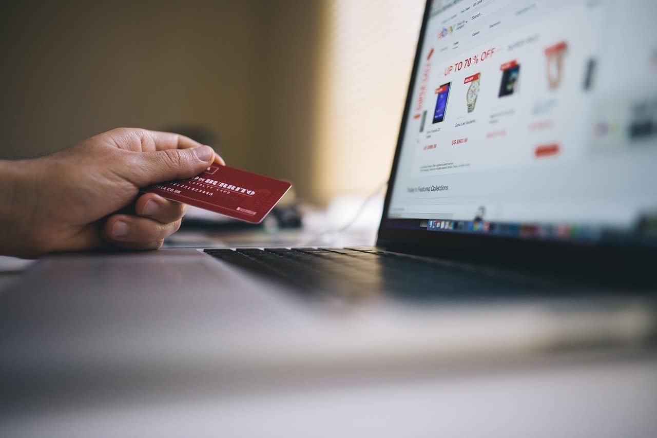 Online Shopping Technology Header Image