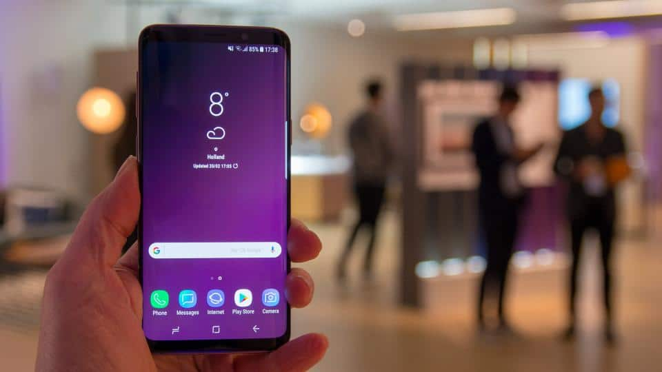 How To Unlock Your Samsung Galaxy S9