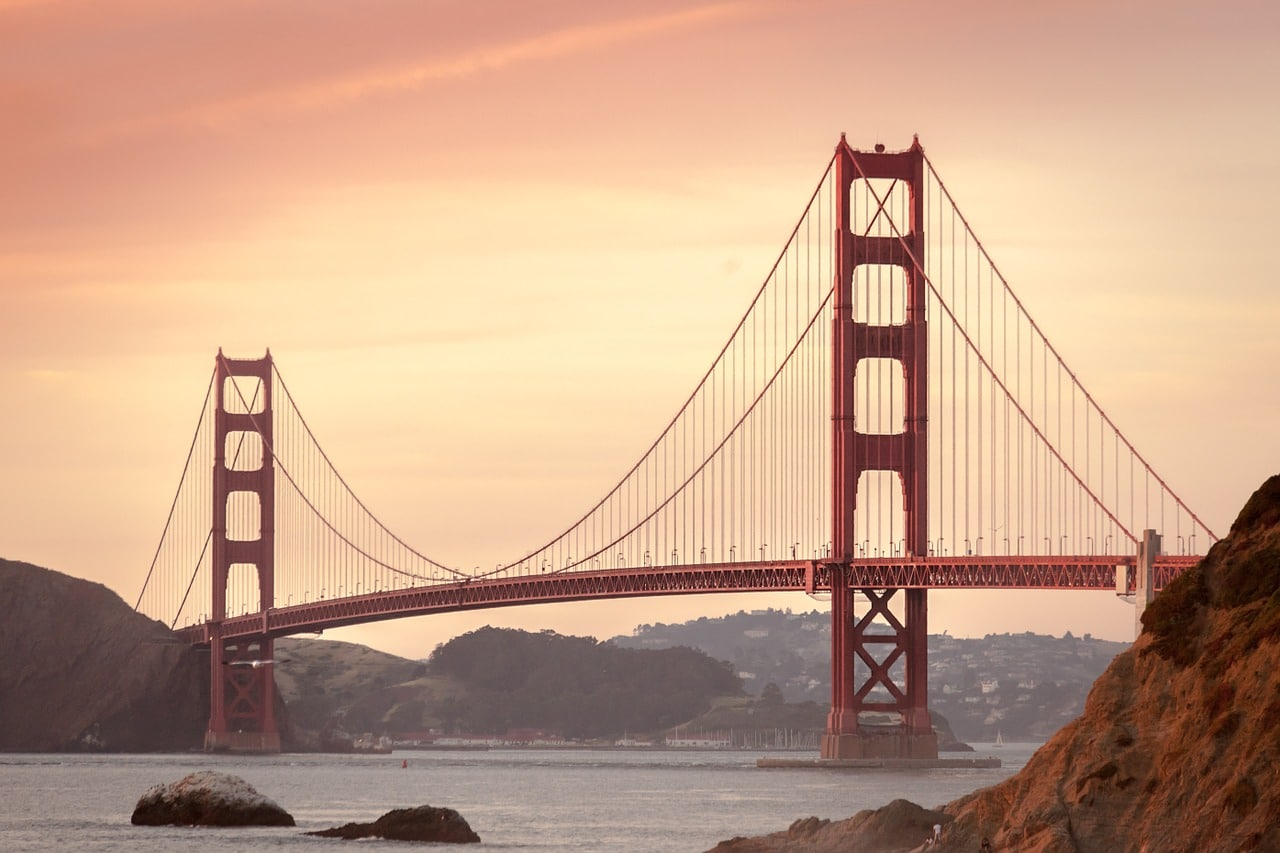 California Road Trip San Francisco Article Image