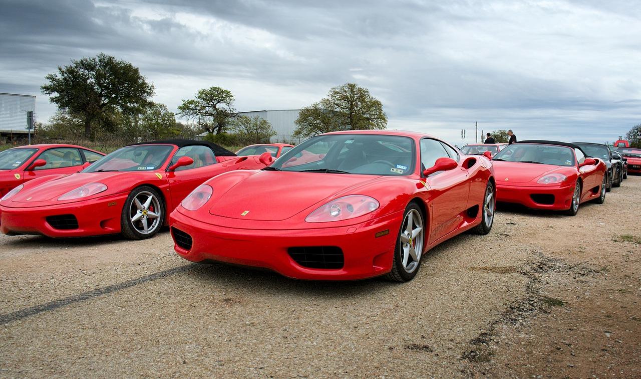 Car Lovers Blog Header Image