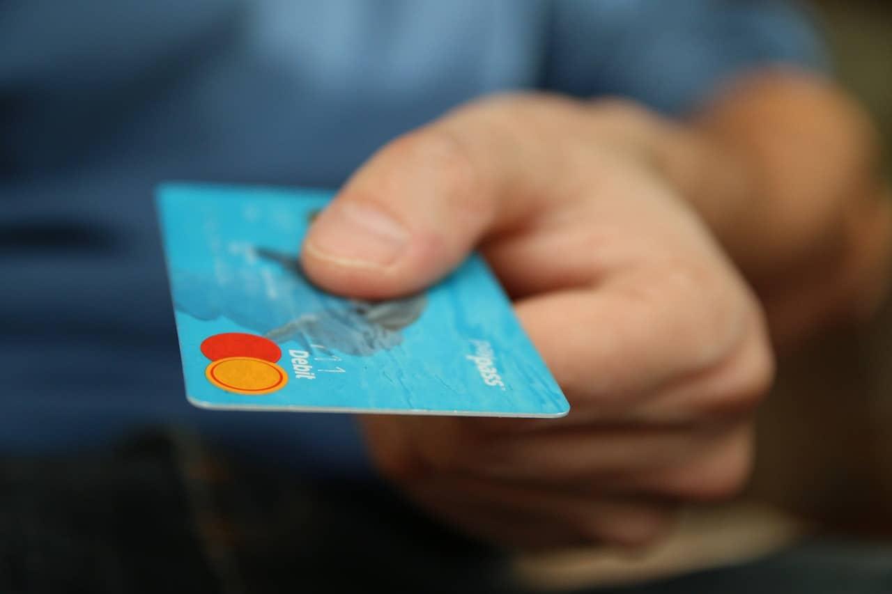 Credit Card Secure Header Image